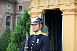 Europe - Sweden - The Royal Palace guard