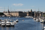 Europe - Sweden - Water tour in Stockholm