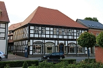 Europe - Germany - Half-timbered houses (Fachwerkhäuser) made from wood and masonry