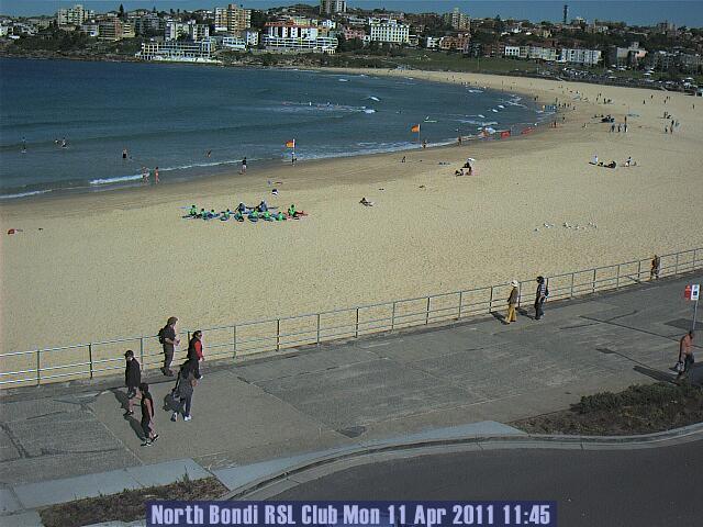 Sydney Bondi Beach  C B Show Camera Best Shot