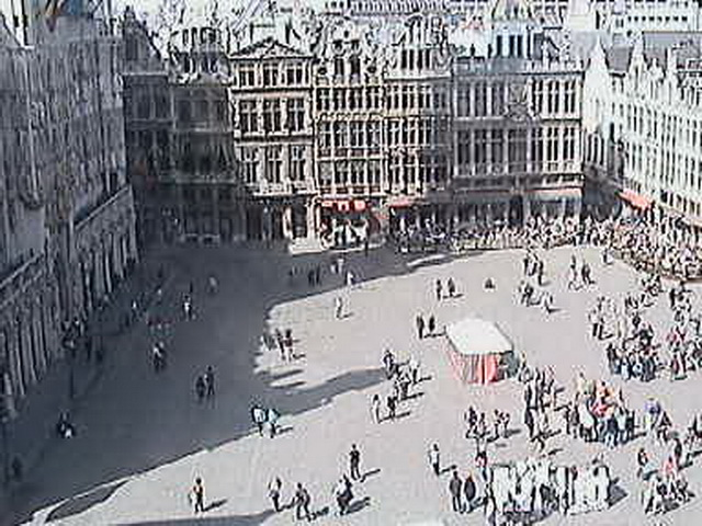 Brusel, Grand Place