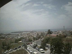 Tarifa, Andalucia, the city view