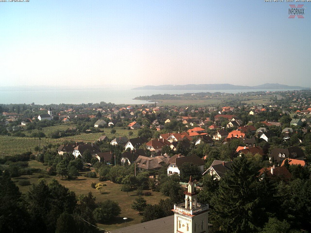 Csopak Hungary  city photo : Webcam Csopak, city view | Europe Hungary Csopak | WorldCamera ...
