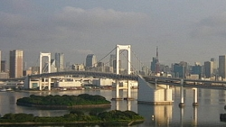 Tokio, Rainbow Bridge