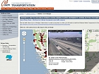 California traffic camera portal