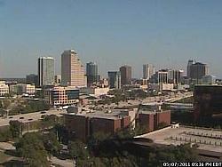Orlando pohled na město