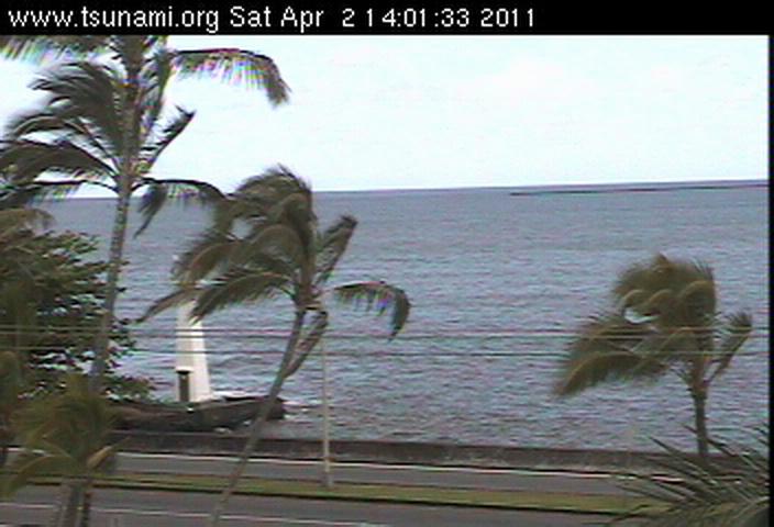 Webcam - Hilo, Pacific Tsunami Museum Camera   North America