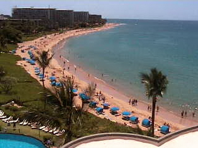 Webcam Sheraton Maui Web Cam North America USA Hawaii - Sheraton hawaii
