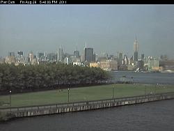 Hoboken, New Jersey, molo