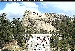 Mount Rushmore. South Dakota