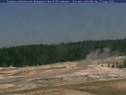 Old Faithful Geyser, Yellowstone, Wyoming