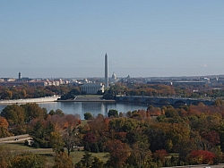Washington D.C. skyline