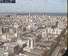 Montevideo, Urugay, TV tower, South