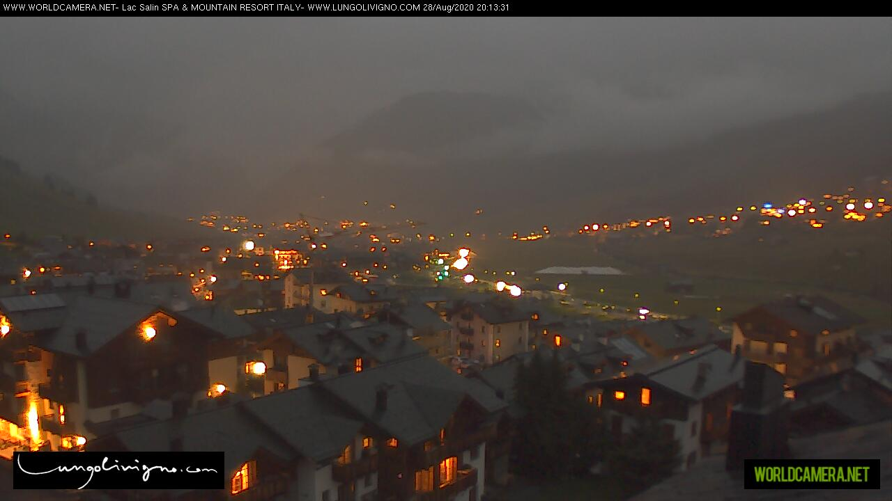 Webcam di Livigno