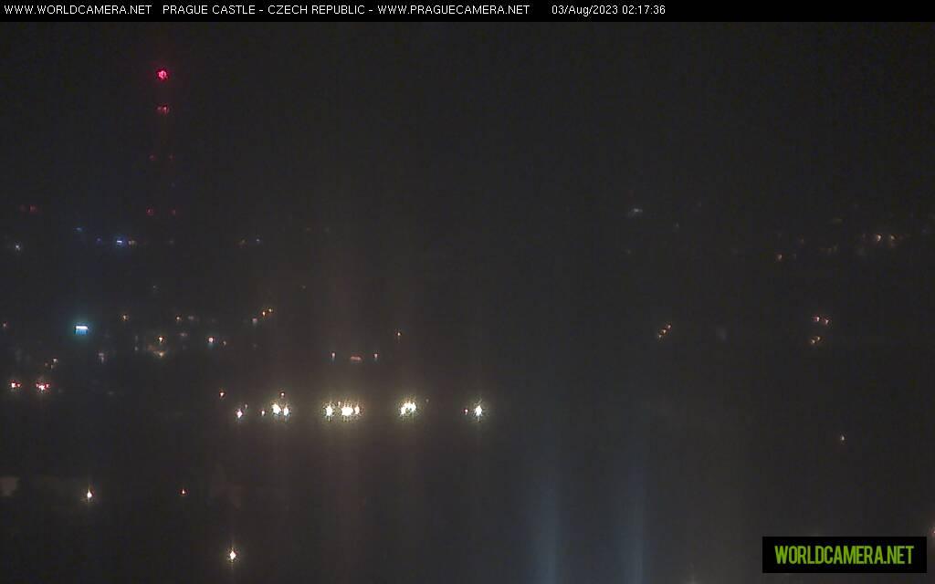 Webkamera Pražský hrad