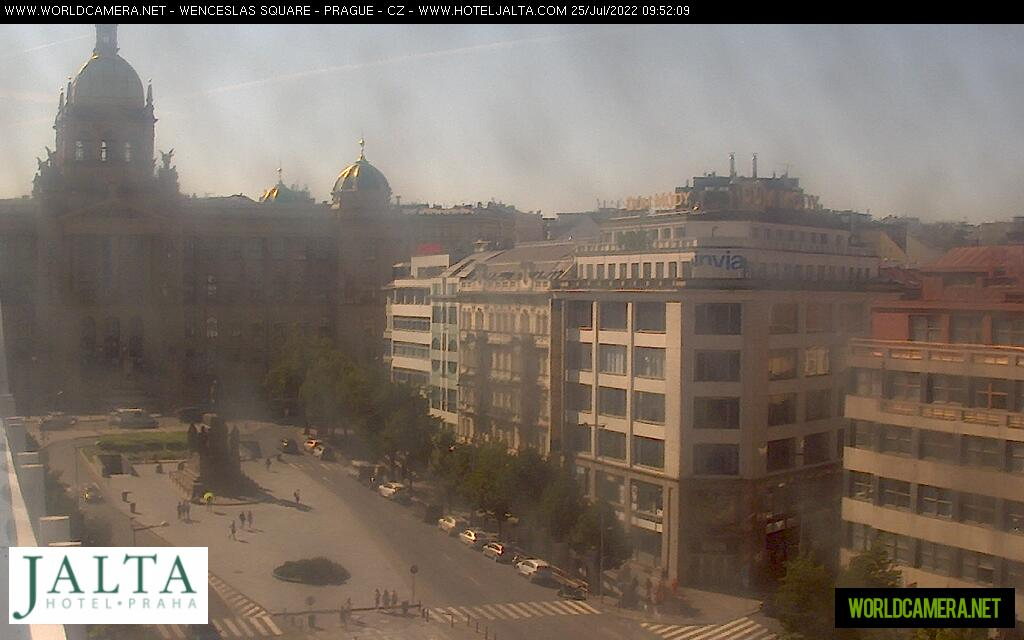 Wenceslas Square - Museum