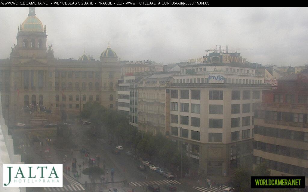Václavské náměstí, CZ